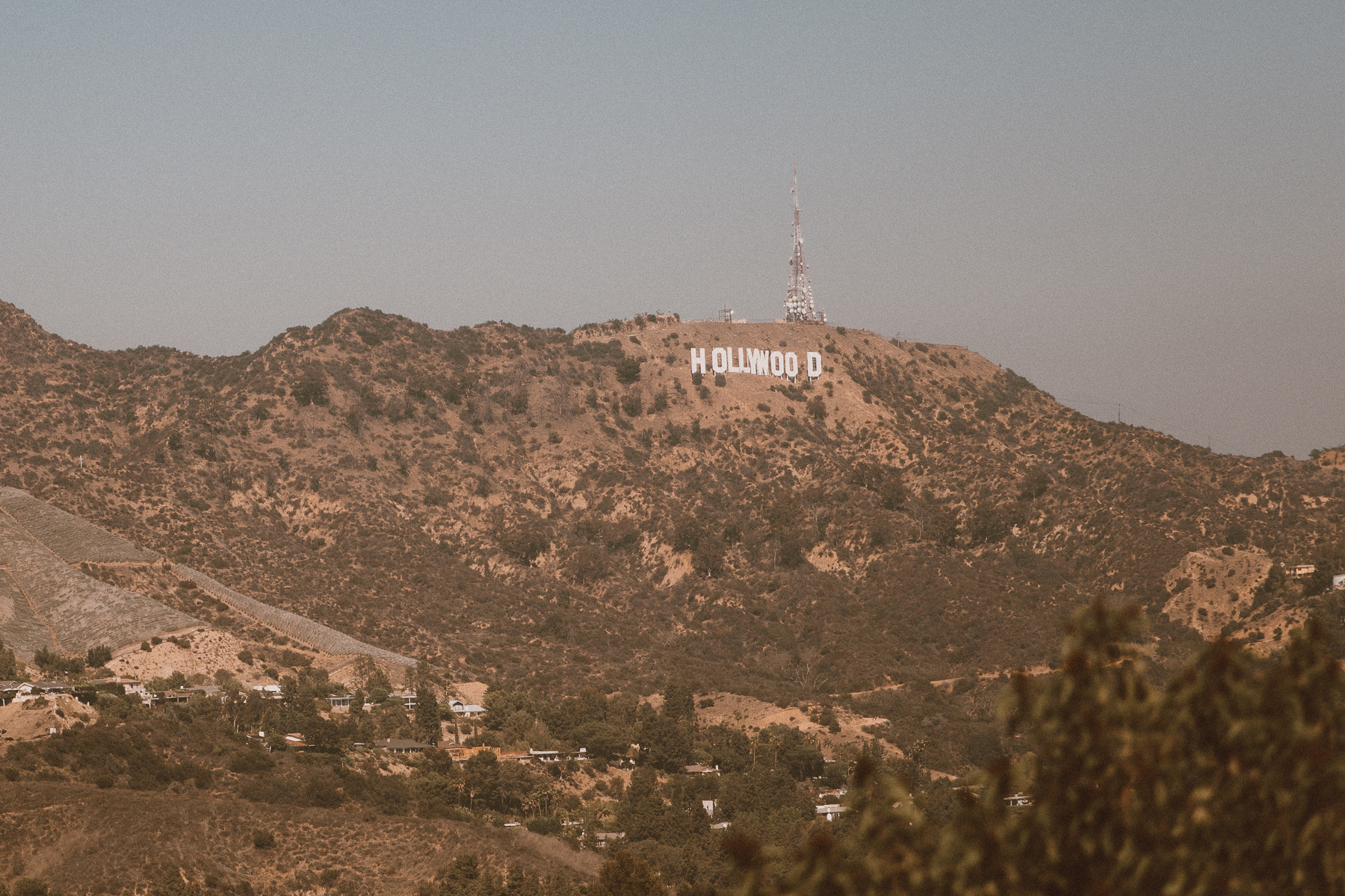California Road trip Hollywood by photographer Ailera Stone