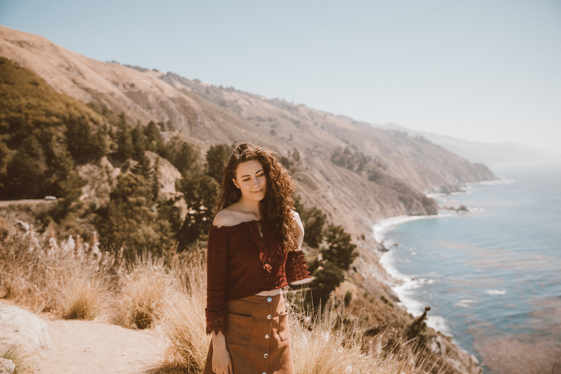 California Highway Route 1 Road trip by photographer Ailera Stone