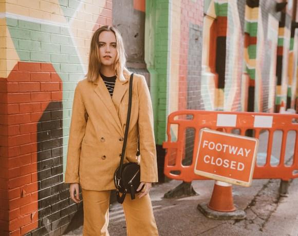 Sugar + Style lookbook Autumn 2018 shot by photographer Ailera Stone