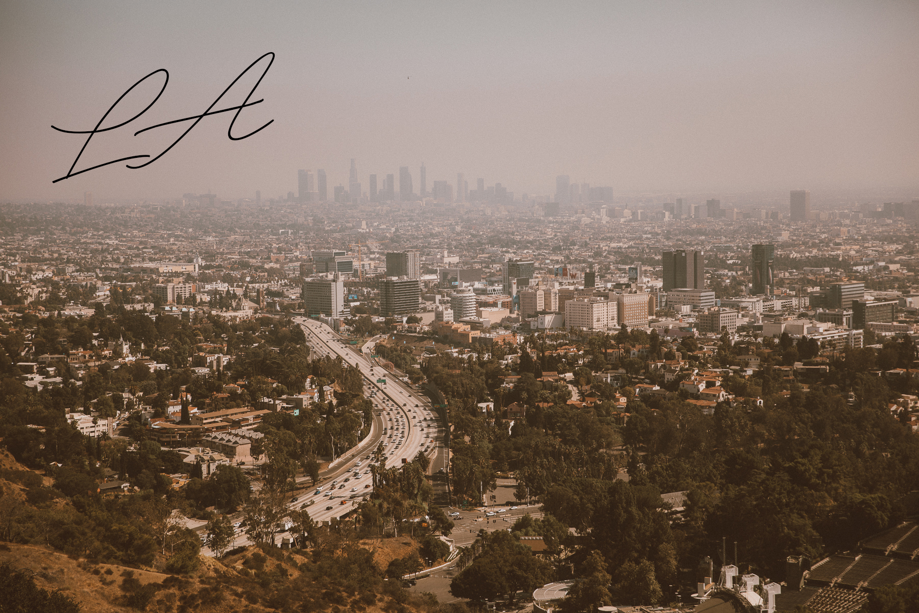 California LA Road trip by photographer Ailera Stone