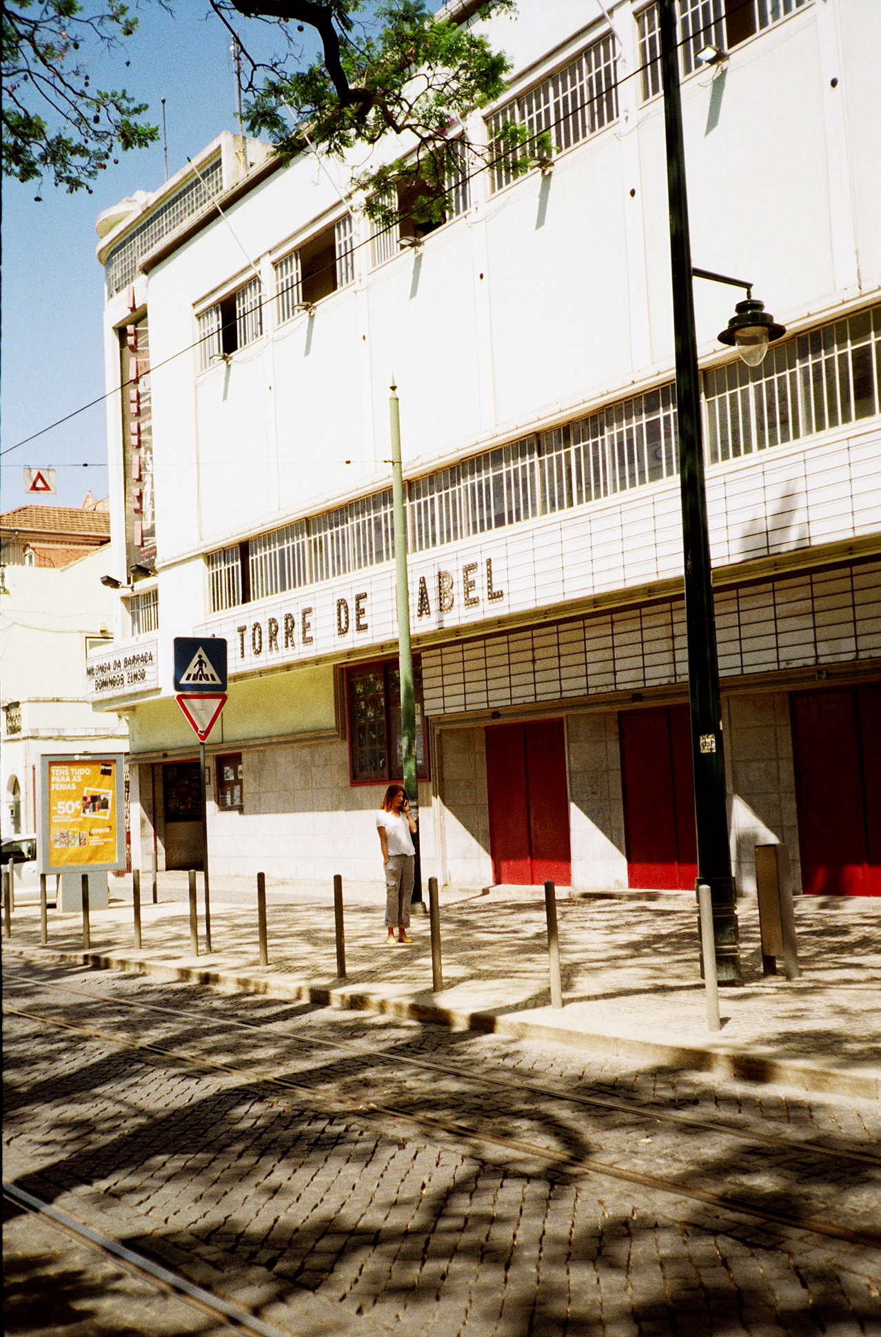 Lisbon 35mm film diary by London based photographer Ailera Stone