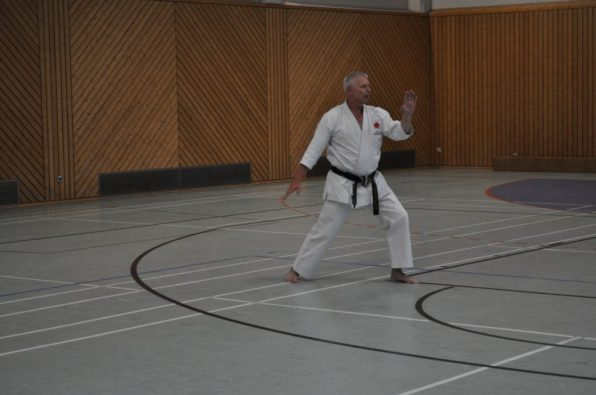 Trainer Seisan M.Dingeldein SCB-Jub.lehrgang 22.9.17 Foto G.Giese