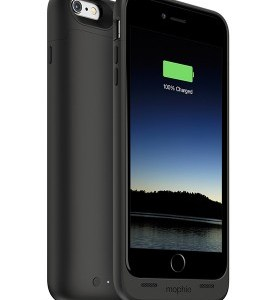 From the Mophie.com site Mophie juice pack for iPhone 6 Plus (2,600 mAh) - Black