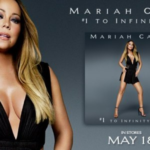 Mariah Carey Single Cover