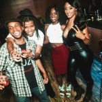 Lilman J, ShaSprax, Munch, Erica Jean at Escape Penthouse Lounge shotbyjason