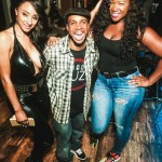 Lilman J, Chocolate Chynadoll, Erica Jean at Escape Penthouse Lounge shotbyjason