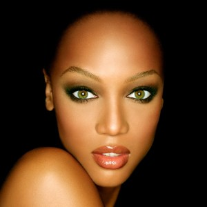 Matthew Jordan Smith's Iconic photo of Tyra Banks