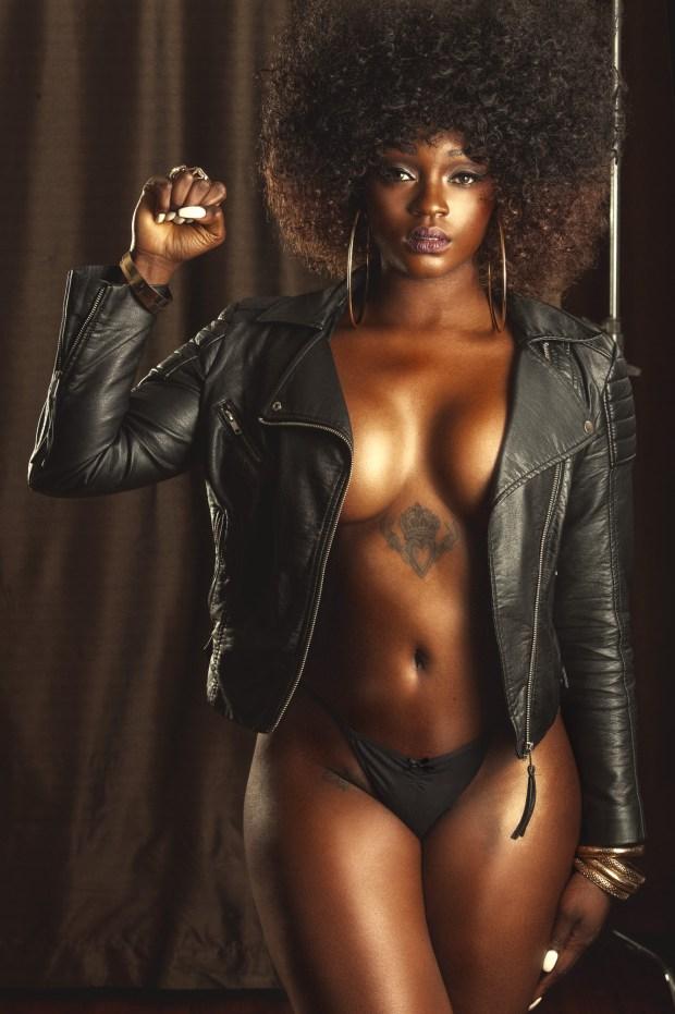 Miss Ksyn Black History Month