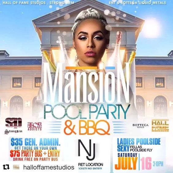 Mansion Party