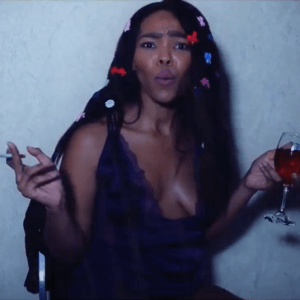 SOLANGE - CRANES IN THE SKY PARODY with Dyesha Hicks