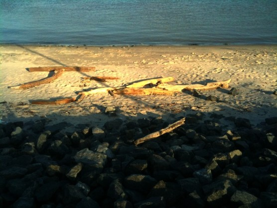 Sun, sand and water but this ain't no beach #photography #iphoneography