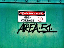 I have located Area 51 it's between #Hoboken & #weehawken #iphoneography #photography