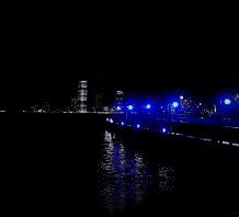 blues on the bank of Hudson #iphoneography #photography #Nyc