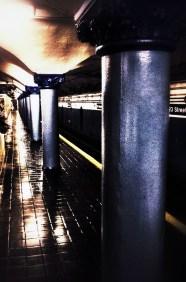 23rd street Path station