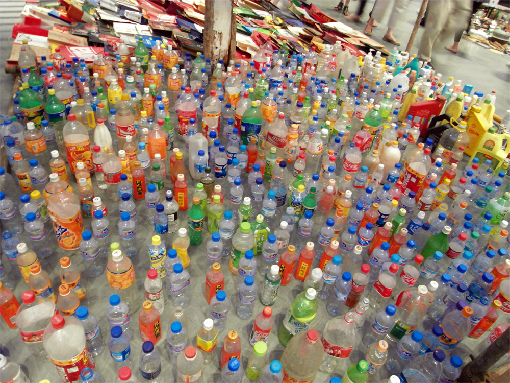 Song Dong Bottles