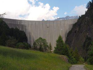 first sight luzzone dam