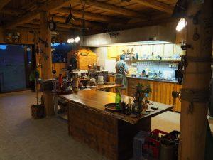 Rasnov restaurant La Noi