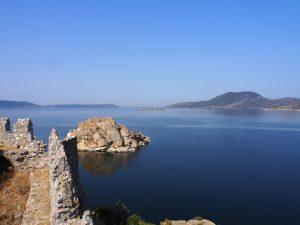 lake bafa twin islands