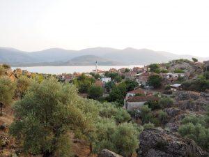 Kapikiri as seen from sector Avrupa