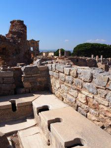 Latrines in Ephesus