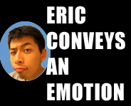 eric conveys an emotion link picture