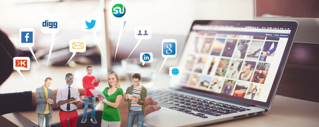 engage your audience on social media