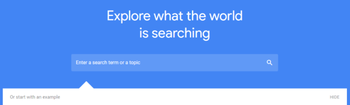 search for a specific keyword