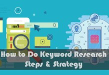 How to Do Keyword Research Steps & Strategy