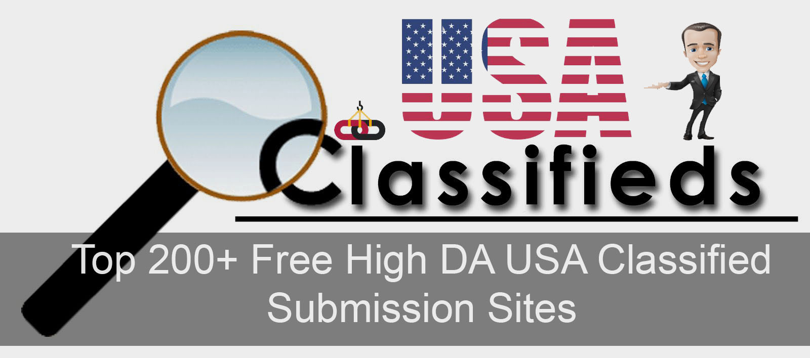 Top 200+ Free High DA USA Classified Submission Sites List
