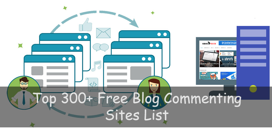 Blog Commenting Technology