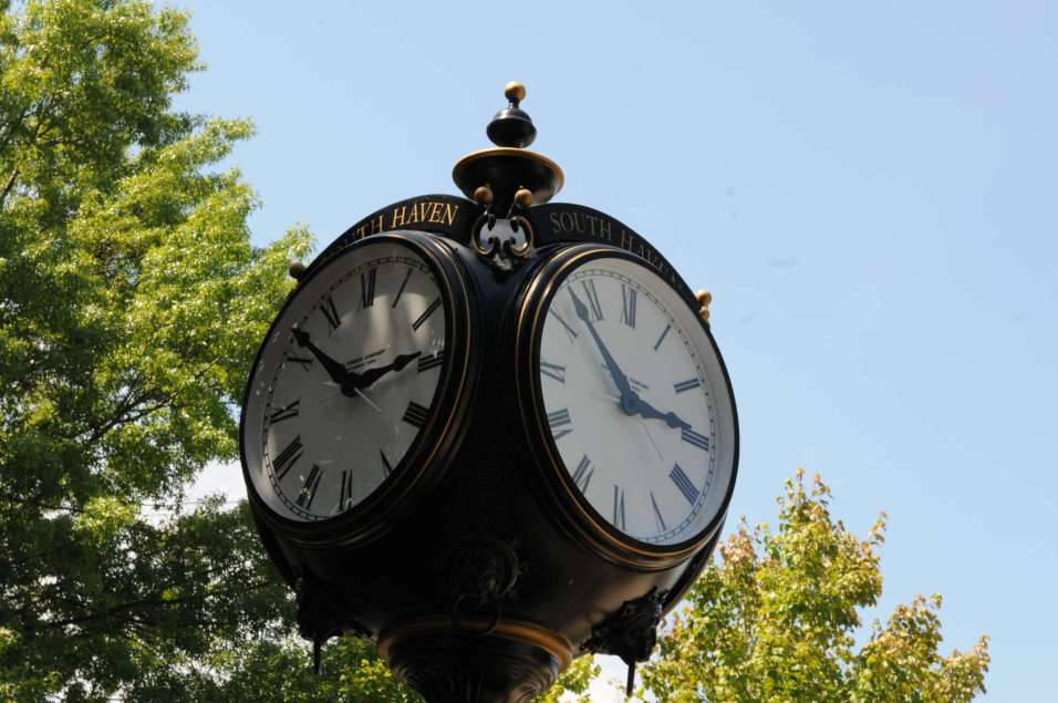 Downtown Clock