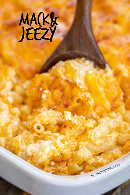 Mac And Cheese Recipes: MACK & JEEZY