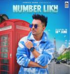Number Likh Lyrics
