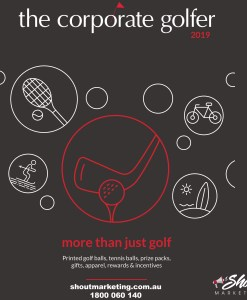 The Corporate Golfer by Shout Marketing