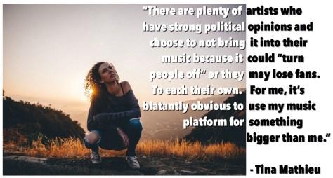 Tina Mathieu Quote 1