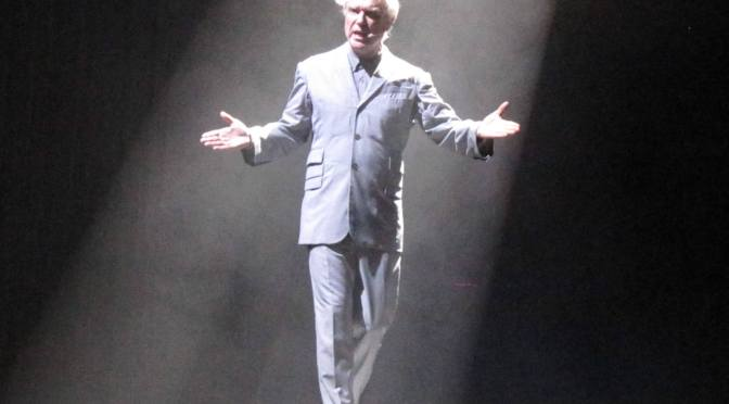 David Byrne presents 60 years of protest music