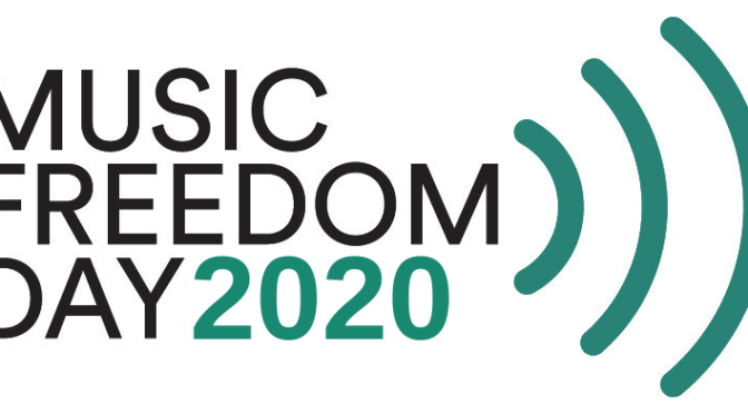 Music Freedom Day 2020