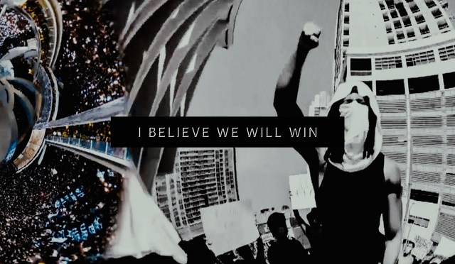 Song Of The Day: I Believe We Will Win By Valerie Orth (Video)