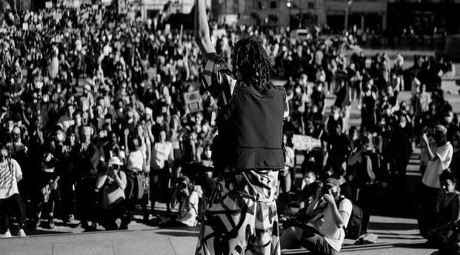 New Collective Of Musicians And Activists Created In Response To Police Brutality At Peaceful Protests