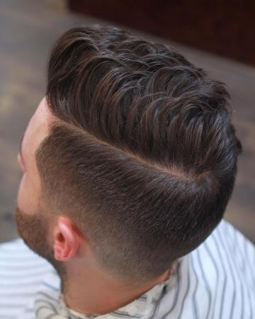 thegentlemanbarbers-mid-fade-medium-length-hairstyle-men
