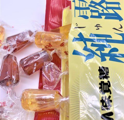 純露 UHA味覚糖 懐かしいお菓子 japanese-nostalgia-candy-uha-mikakuto-juntuyu