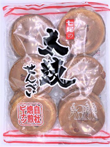 太鼓せんべい 七尾 懐かしいお菓子 japanese-nostalgia-snacks-nanaoseika-japanese-drum-japanese-cracker