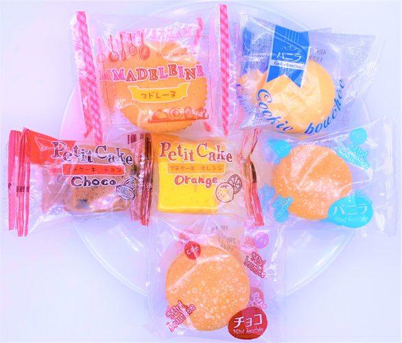 洋菓子いろいろ くらし良好 生活良好 お菓子アソート 2020 japanese-sweets-yogashi-iroiro-assorted-western-confectionery-kurashiryoukou-2020