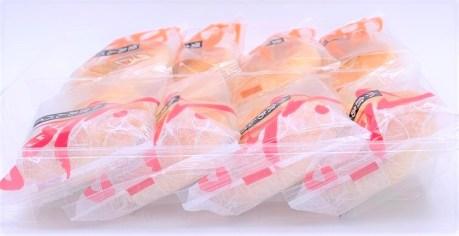 天恵製菓 二色 あんパイ 小倉あんパイ 栗あんパイ パイまんじゅう 懐かしいお菓子 japanese-nostalgia-snacks-tenkeiseika-nisyoku-anpai-wrapped-in-the-pie-bean-paste-bun-and-chestnut-paste-bun
