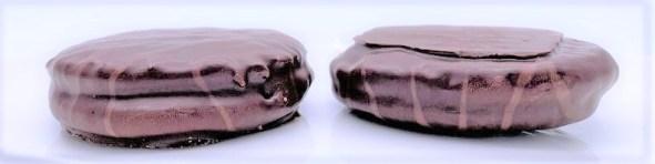 森永製菓 ガトーショコラ チョコパイ ほろにがしっとり濃厚ケーキ 平成菓子 2020 japanese-snack-morinaga-gateau-chocolat-chocolate-cake-2020