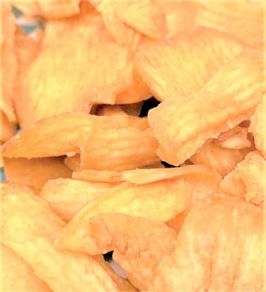 UHA味覚糖 ユーハ おさつどきっ プレーン スイートポテト お菓子 懐かしいお菓子 2020 japanese-nostalgia-snacks-uha-mikakuto-osatsudoki-plain-sweet-potato-chips-2020