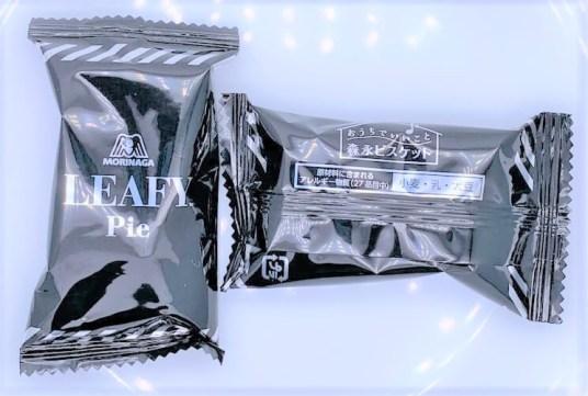 森永製菓 リーフィ パイ セサミストリートパッケージ お菓子 2020 japanese-snacks-morinaga-leafy-chocolate-and-sugar-pie-sesame-street-package-2020