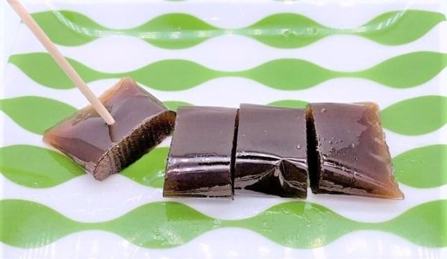 かし原 塩羊かん ひとくちサイズ お菓子 2020 japanese-sweets-kashi-hara-sio-yokan-azuki-bean-jelly-salty-taste-2020