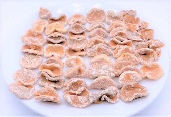くらし良好 生姜せんべい くらしのおかしシリーズ お菓子 2020 生活良好 japanese-snacks-kurashiryoukou-shoga-senbei-kurashino-okashi-ginger-flavored-cracker-2020
