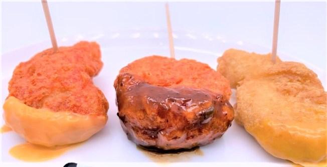 期間限定 2020 マクドナルド スパイシーチキンマックナゲット ハラペーニョチーズ 黒麻婆 テイクアウト japanese-fast-food-mcdonalds-side-menu-spicy-chicken-mc-nuggets-2020-limited-edition-takeout